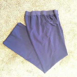 Women's Jockey scrub pants- Med